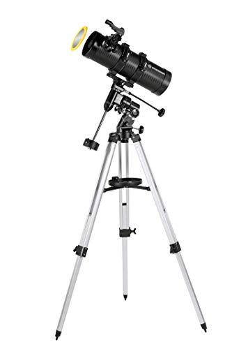Bresser Telescope Pluto 114/500 with mount and tripod