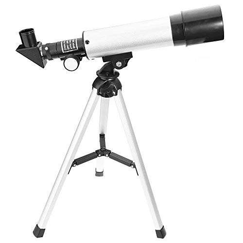 Astronomical Telescope Zoom 90X HD Outdoor Monocular Space Telescopes Portable Refractor Spotting Scope With Tripod for Kids Beginners