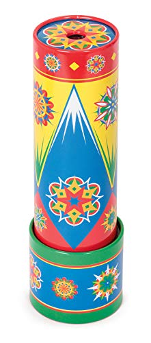 Schylling SC-CTK Classic TIN Kaleidoscope, Assorted Designs and Colours