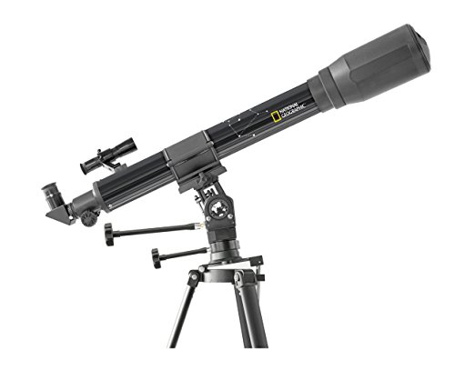 National Geographic Refractor Telescope 70/900 with Multi Purpose Mount and tripod