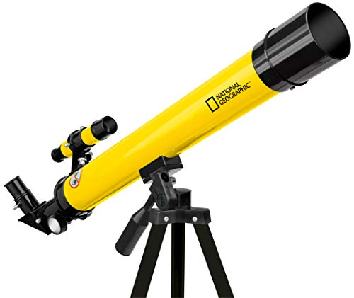 National Geographic 50/600 AZ Telescope with Mount and Tripod