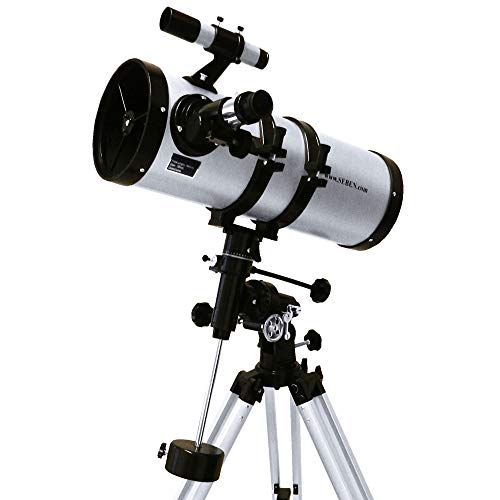 Seben Big Boss 1400-150 EQ3 Reflector Telescope'Big Pack'