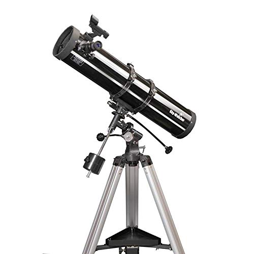 Sky-Watcher Newton Telescopes - 130/900 Eq2 Equatorial Mount, Black