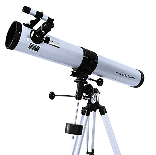 900-76 EQ2 Reflector Telescope'Big Pack'
