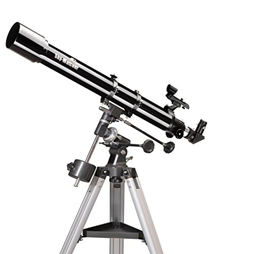 Sky-Watcher Newton Telescope, 70/900 EQ1 Telescope Equatorial Mount, Black