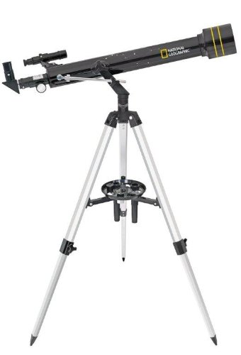 National Geographic Refractor Telescope 60/700 AZ with tripod