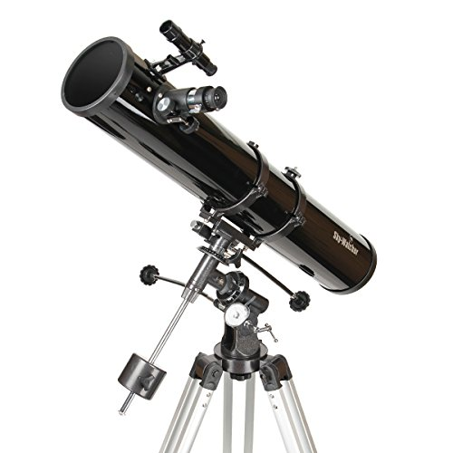 Sky-Watcher Newton Telescope 114/900, EQ1 Equatorial Mount (Black)